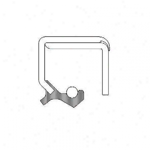 Motor City Wheel Seal - Rear - S-417158