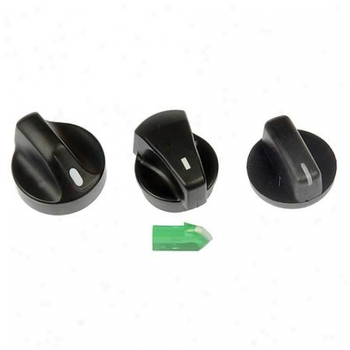 Motormite Climate Control Knobs - 76884