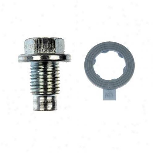 Motormite Oil Pan Drain Plug - 65215