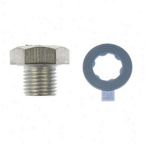 Motormite Oil Pan Drain Pl8g - 65233
