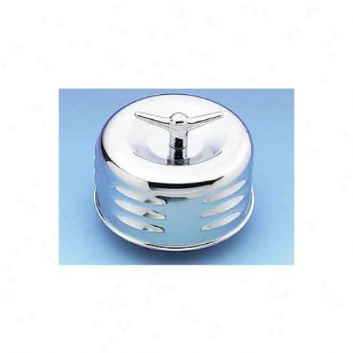 Mr. Gasket Air Cleaner Louvered - 6475