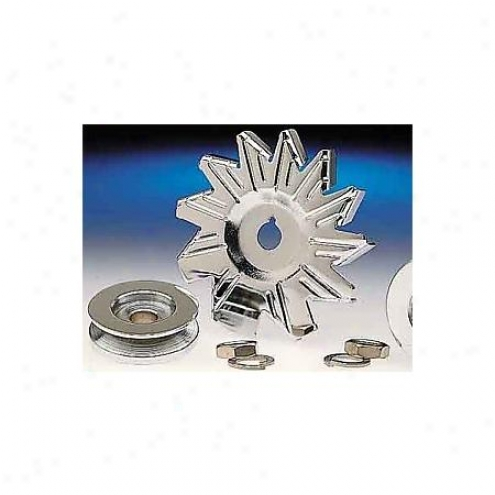 Mr. Gasket Alternator Fan/pulley - 6808