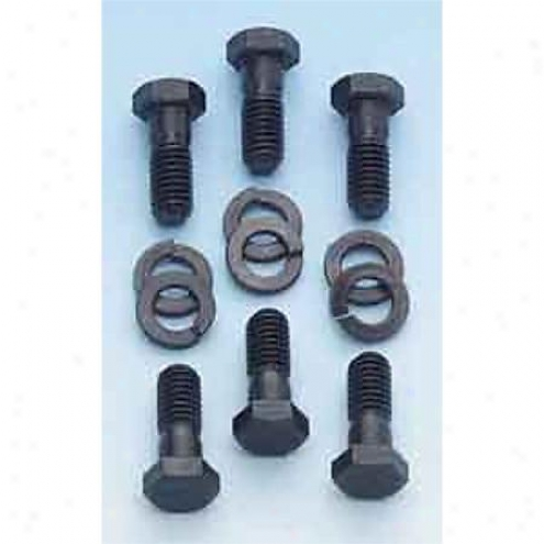 Mr. Gasket Bolt Pressure Plate - 910