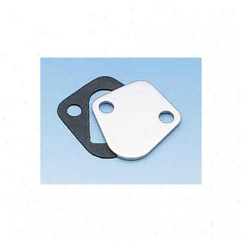Mr. Gasket Fuel Pump Block Off - 1516