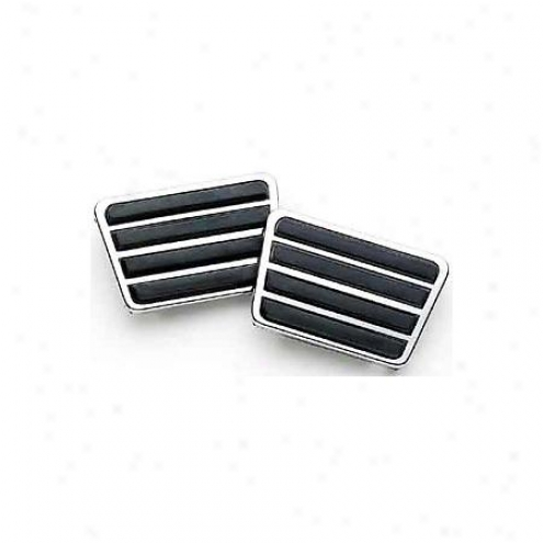Mr. Gasket Pedal Pads/assy/linkage - 9643