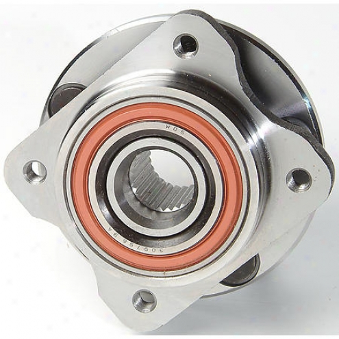 National Wheel Bearing - Front - 513075