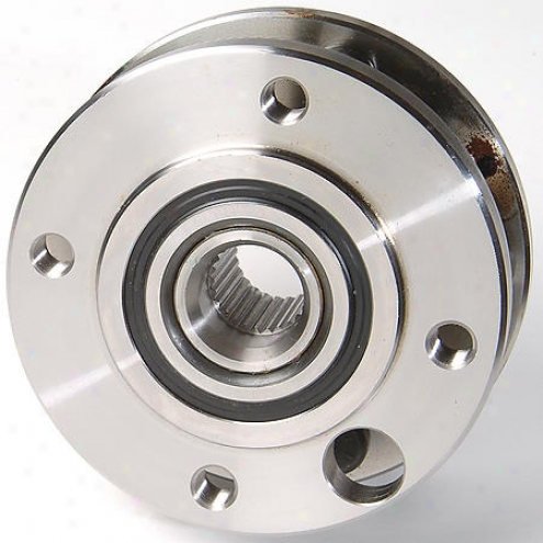 National Wheel Bearing - Front - 513082
