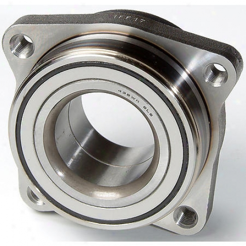 National Wheel Bearing - Front - 513093