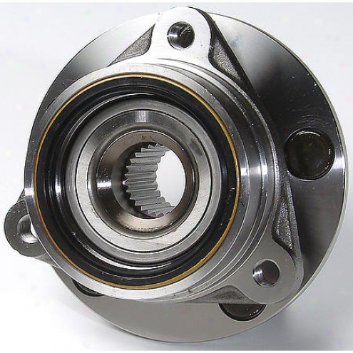 National Wheel Bearing - Front - 513107