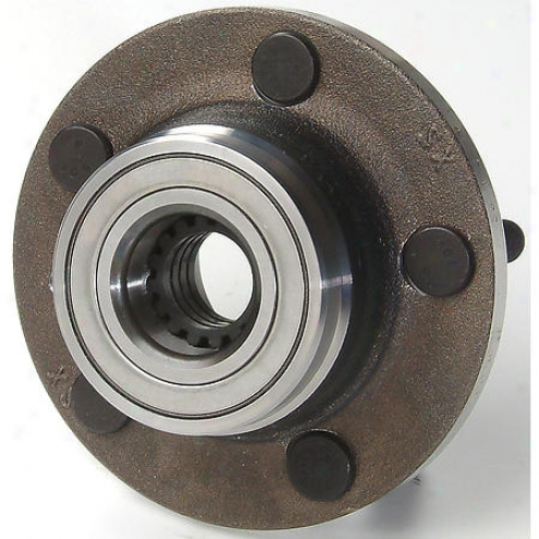 National Wheel Bearing - Front - 513128