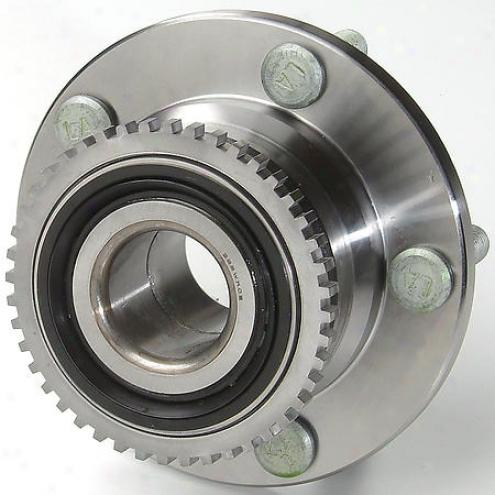 National Wheel Bearing - Front - 513131