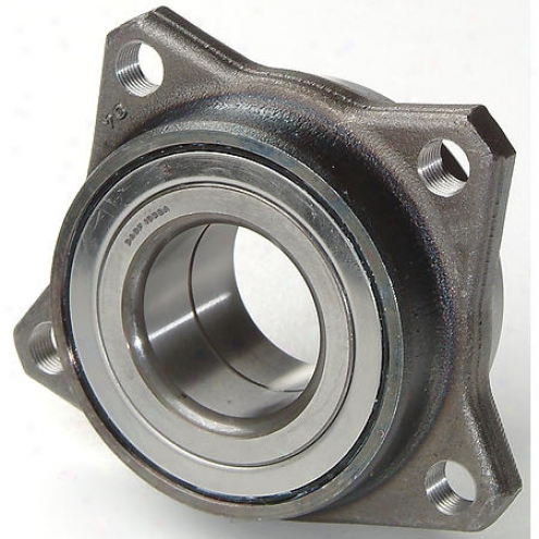 National Wheel Bearing - Front - 513135