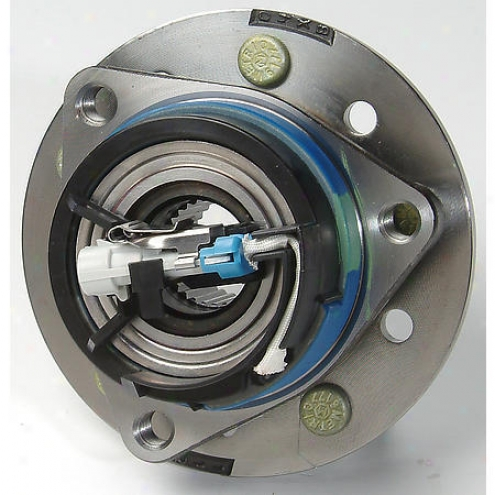 National Wheel Bearing - Front - 513137