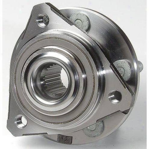 National Wheel Bearing - Front - 513138