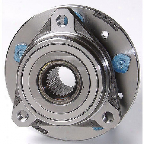 National Wheel Bearing - Front - 513156