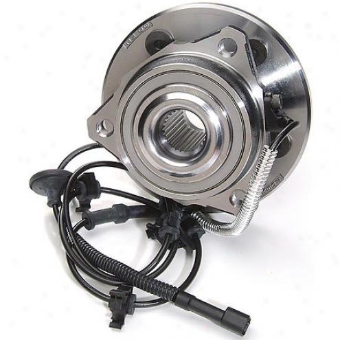 National Wheel Bearing - Front - 513177