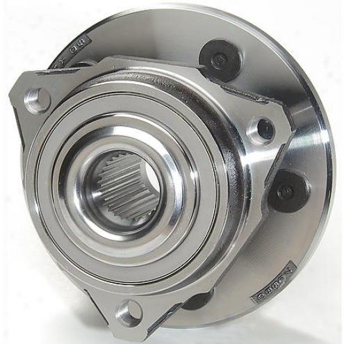National Wheel Bearing - Front - 513178