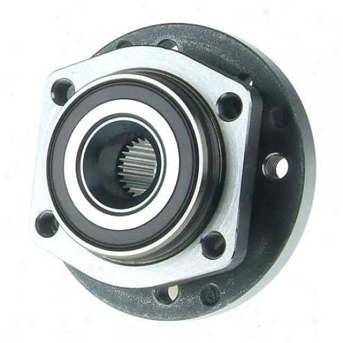 National Wheel Bearing - Front - 513216