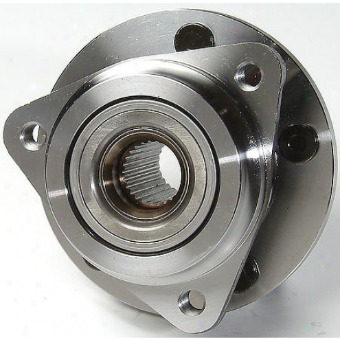 National Wheel Bearing - Front - 515000
