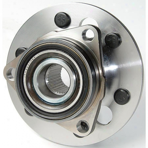 National Wheel Bearing - Front - 515002