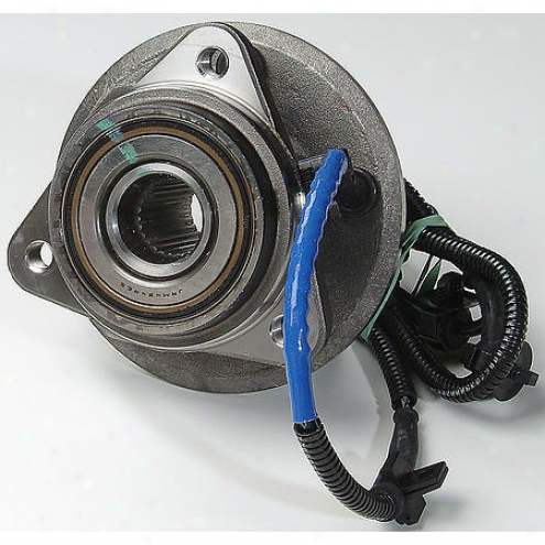 National Wheel Bearing - Face - 515013