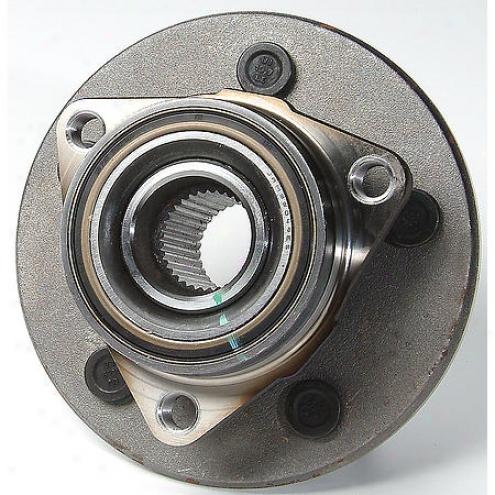 National Wheel Bearing - Front - 515017