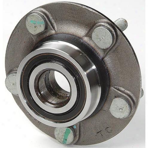 National Wheel Bearing - Rear - 512030