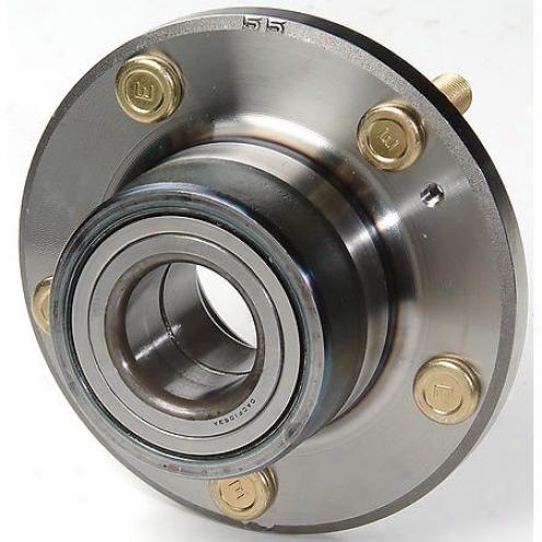Public Wheel Bearing - Build up - 512039