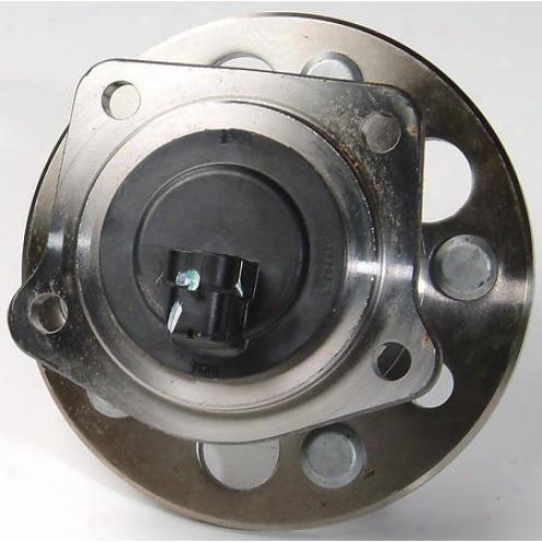 National Wheel Socket - Rear - 512041