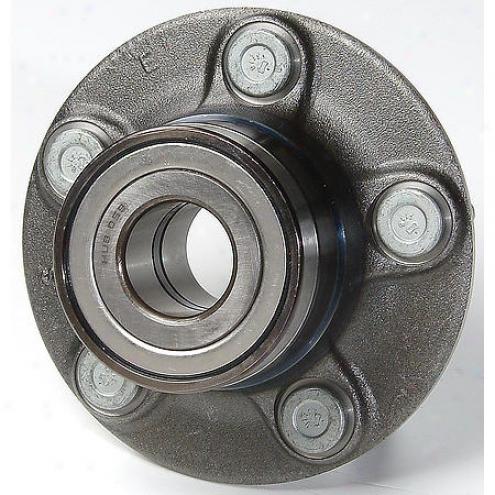National Wheel Bearing - Rear - 512106