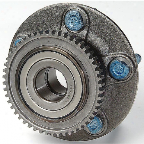 National Wheel Bearing - Rear - 512149