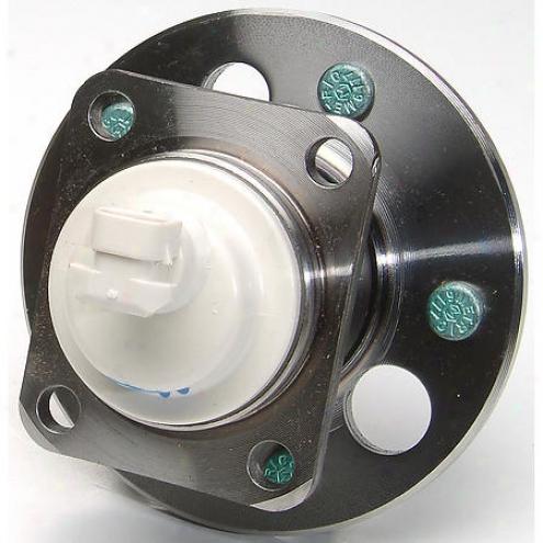 Natlonal Wheel Bearing - Rear - 512161