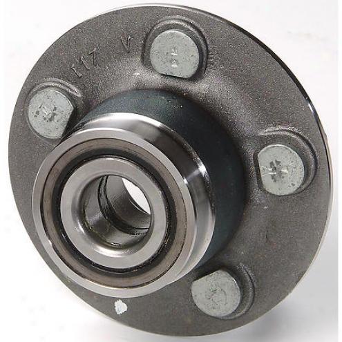 Natinol Wheel Bearing - Rear - 512154