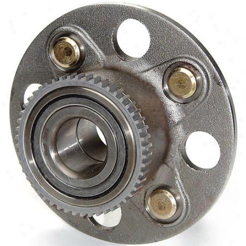 National Wheel Bearing - Rear - 512175