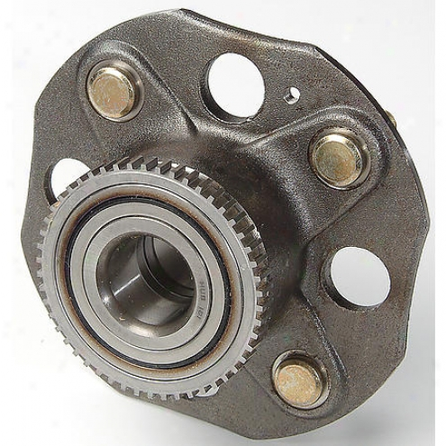 National Wheel Bearing - Rear - 512178