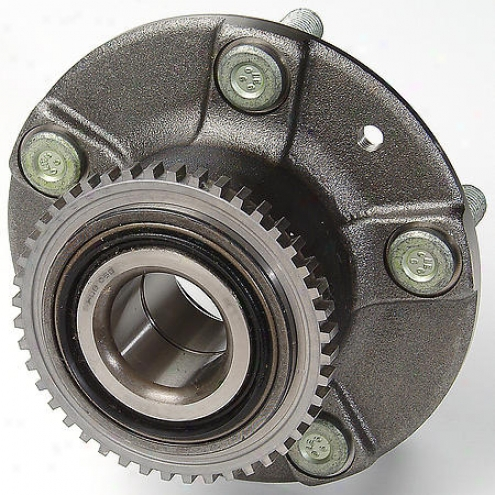 National Wheel Bearing - Rear - 512186