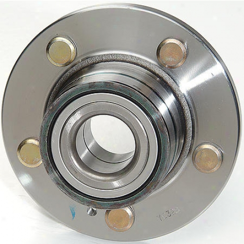 National Wheel Bearing - Rear - 512196