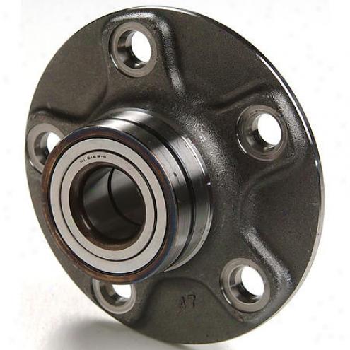 National Wheel Bearing - Rear - 512203