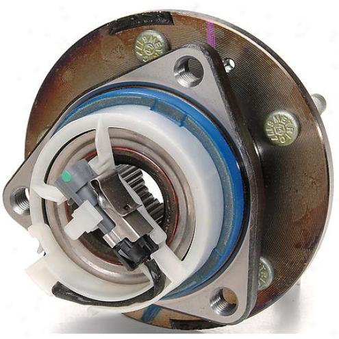 National Wheel Bearing - Rear - 512223
