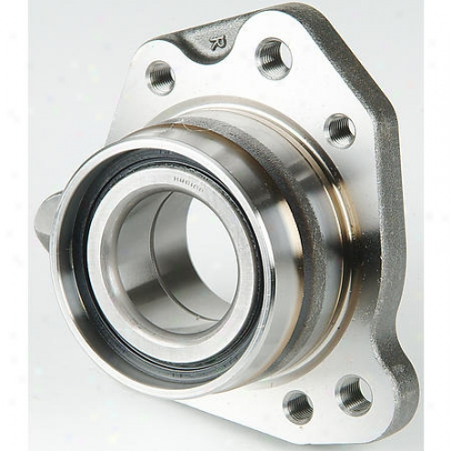 Nationl Wheel Bearing - Rear - 512240