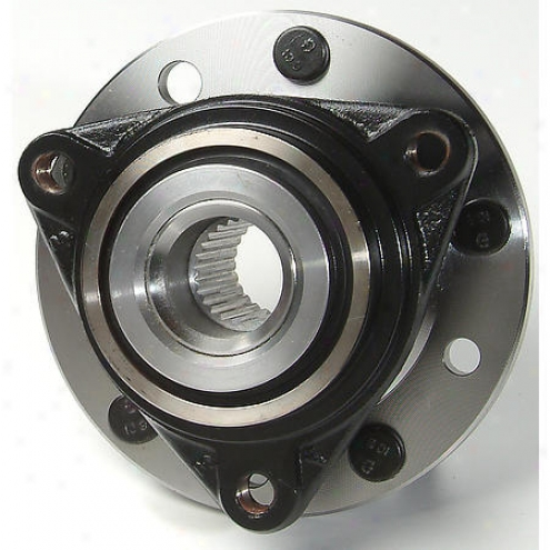National Wheel Bearing - Rear - 513020