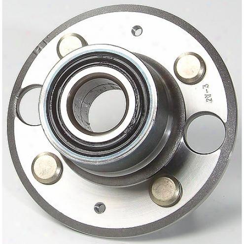 National Wheel Bearing - Rear - 513033