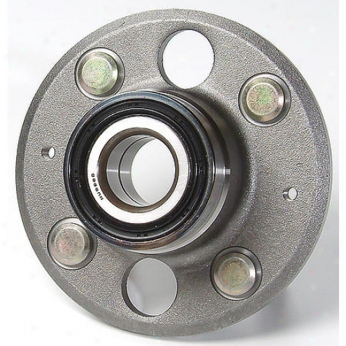 Public Wheel Bearing - Rear - 513050