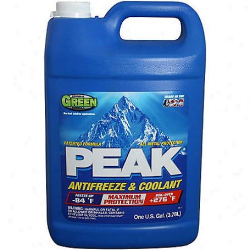 Peak Antifreeze And Coolant (1 Gallon) - Pka0g3/12016/12