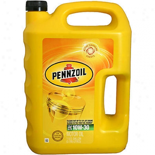 Pennzoil 10w-30 Convventional Motor Oil (1 Gallon) - 5073586