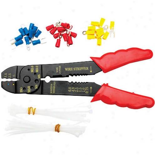 Performance Tools Electr Crimpr - 1483