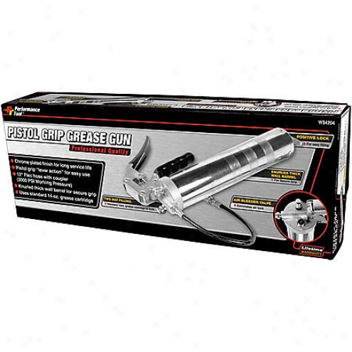 Performance Tools Pistol Grip Greas eGun - 30-300/w54204