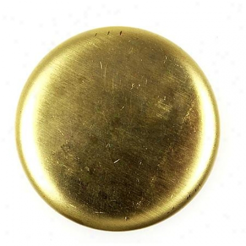 Pik-a-nut Freeze Plug - Brass - 333082
