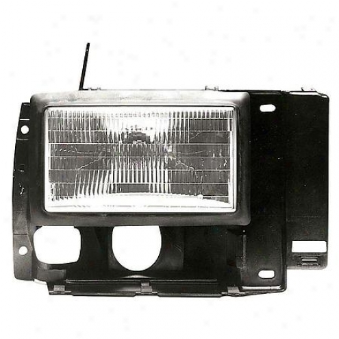 Pilot Headlight Lamp Assembly - Oe Style - 20-1671-00