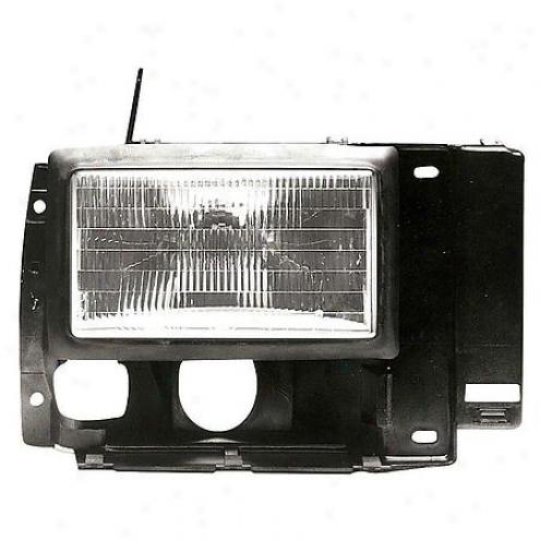 Pilot Headlight Lamp Assembly - Oe Style - 20-1671-00